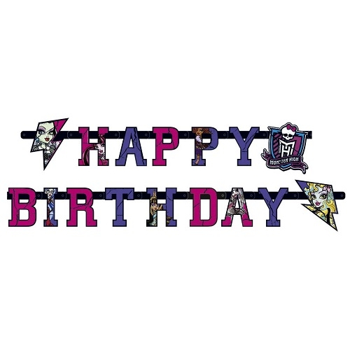 partykette-monster-high-happy-birthday