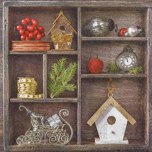 20er pack servietten traditionelle weihnacht 33 x 33 cm. Black Bedroom Furniture Sets. Home Design Ideas