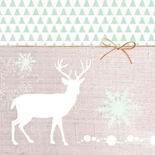 20er-pack-servietten-weihnachten-hirsch-silhouette-33-x-33-cm