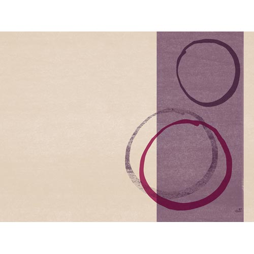 duni-dunicel-tischsets-orbit-plum-30-x-40-cm