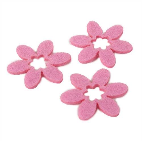 10-filz-blumchen-in-rosa-40-mm