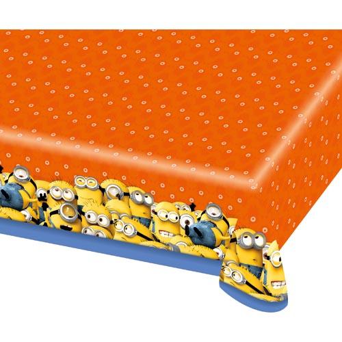 tischdecke-minions