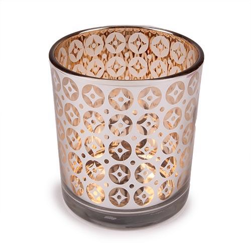 teelichtglas-verspiegelt-mit-kristallen-in-silber-rosegold-80-mm