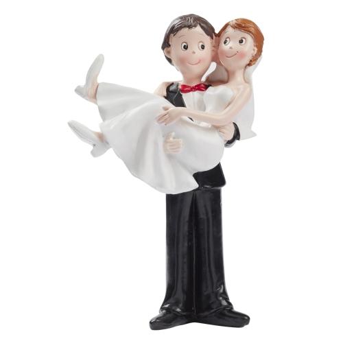 Grosses Deko Hochzeitspaar 15 Cm Tafeldeko De