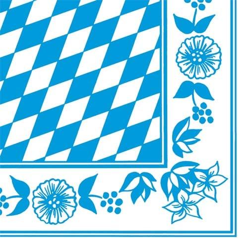 duni-dunisoft-servietten-bayrische-raute-40-x-40-cm