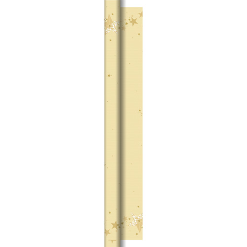 25-meter-duni-dunicel-tischdeckenrolle-walk-of-fame-cream