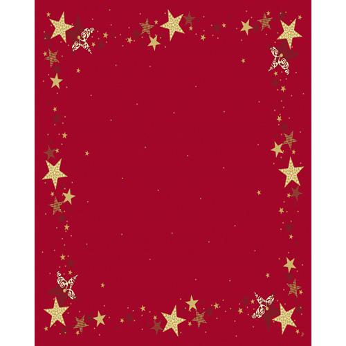 duni-dunicel-tischdecken-walk-of-fame-red-125-x-160-cm