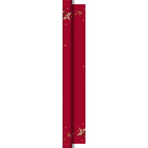25-meter-duni-dunicel-tischdeckenrolle-walk-of-fame-red