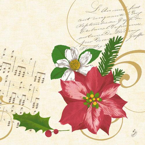 duni-klassik-servietten-christmas-flower-40-x-40-cm