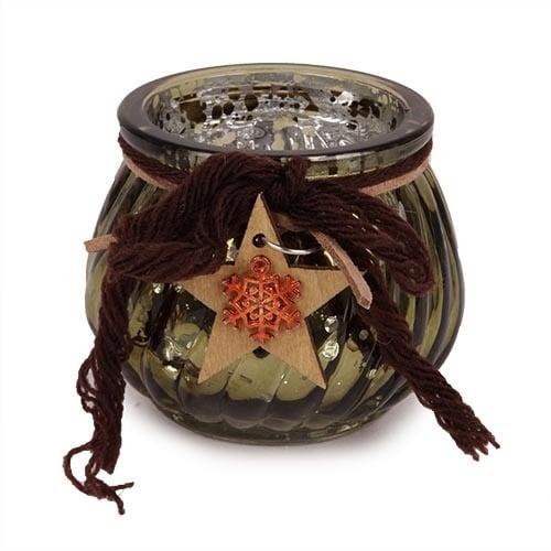 kugel-teelichtglas-verspiegelt-mit-holzstern-in-grun-silber-65-mm