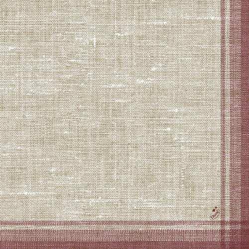 duni-klassik-servietten-linus-bordeaux-40-x-40-cm
