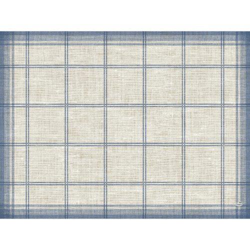 duni-dunicel-tischsets-linus-classic-blue-30-x-40-cm