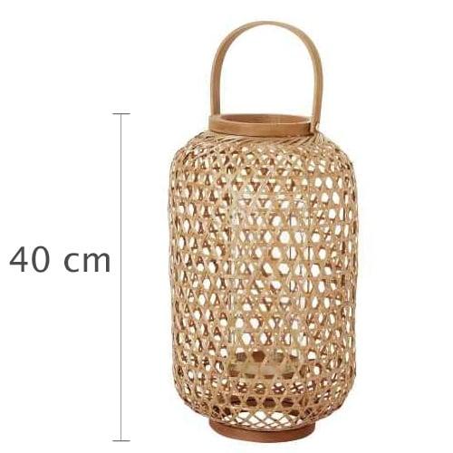duni-gartenlaterne-area-aus-bambus-in-hellbraun-40-cm