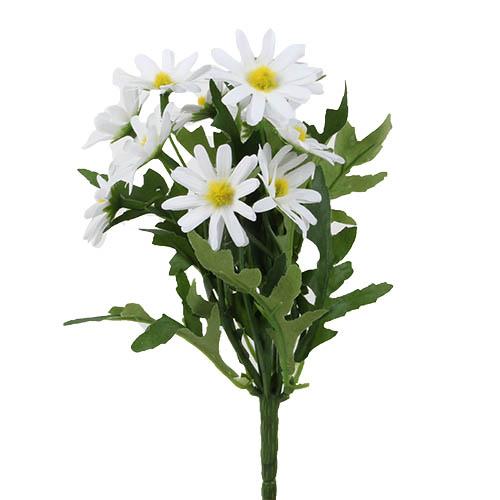 kunstblume-margeriten-strauss-19-cm