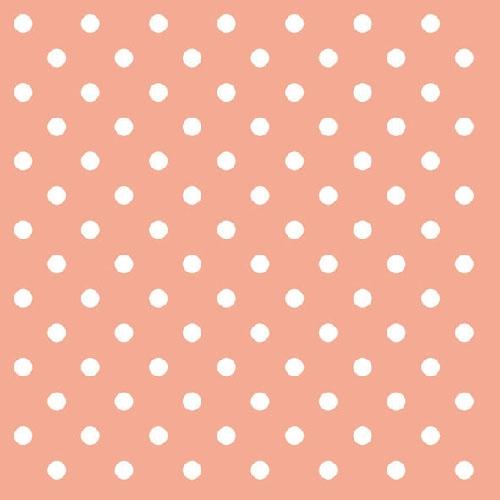 20er-pack-servietten-punkte-in-apricot-33-x-33-cm