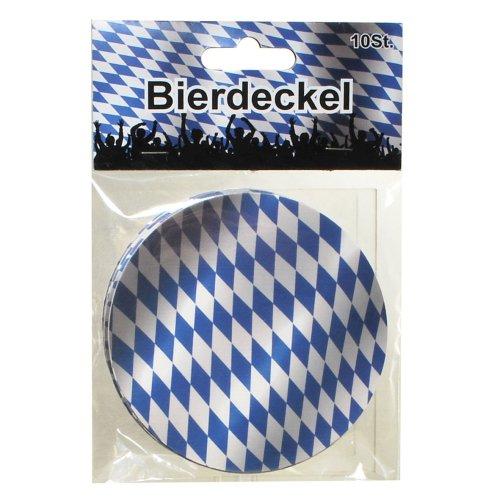 10-bierdeckel-oktoberfest-bayern-raute-in-blau-wei-95-mm