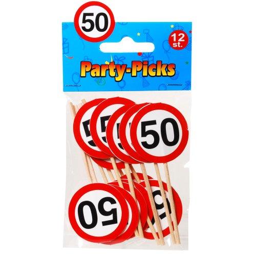 12-holzspie-e-50-geburtstag-party-picks-80-mm