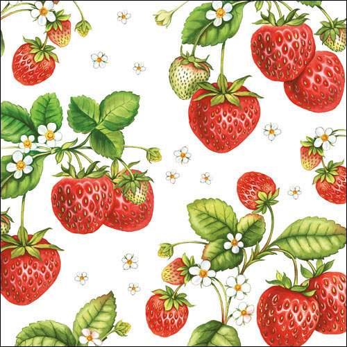 20er-pack-servietten-erdbeeren-33-x-33-cm