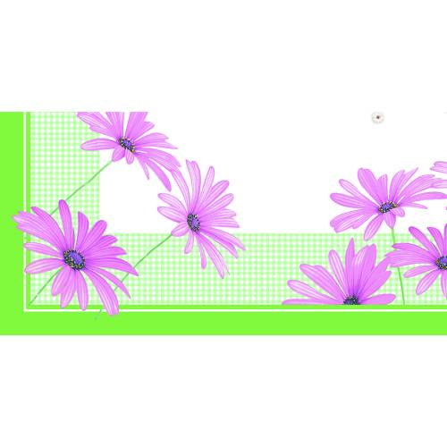 duni-dunicel-mitteldecke-pink-flower