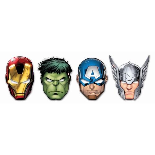 6-partymasken-avengers