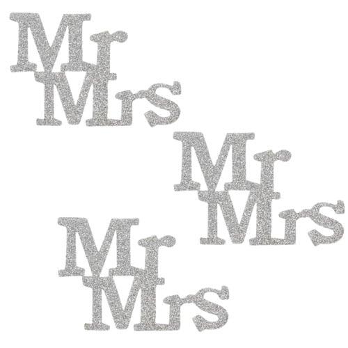 6-streuteile-hochzeit-mr-mrs-in-silber-glitzernd-80-mm