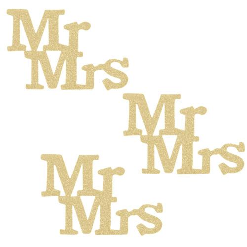 6-streuteile-hochzeit-mr-mrs-in-gold-glitzernd-80-mm