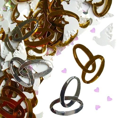 hochzeits-konfetti-ringe-tauben-herzen