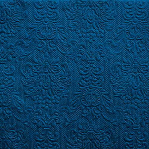 15er pack servietten elegance blau 33 x 33 cm. Black Bedroom Furniture Sets. Home Design Ideas