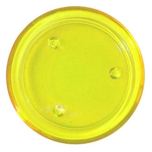 glas-kerzenteller-rund-in-gelb-10-cm