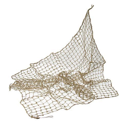Fischernetz In Natur 100 X 100 Cm Tafeldeko De
