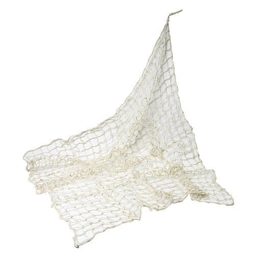 Fischernetz In Creme 100 X 100 Cm Tafeldeko De