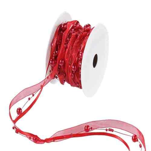 10-meter-trendy-perlen-tischband-in-rot
