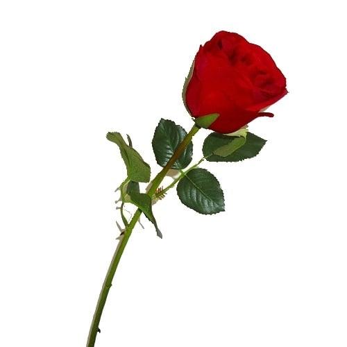 kunstblume-rose-in-rot-40-cm