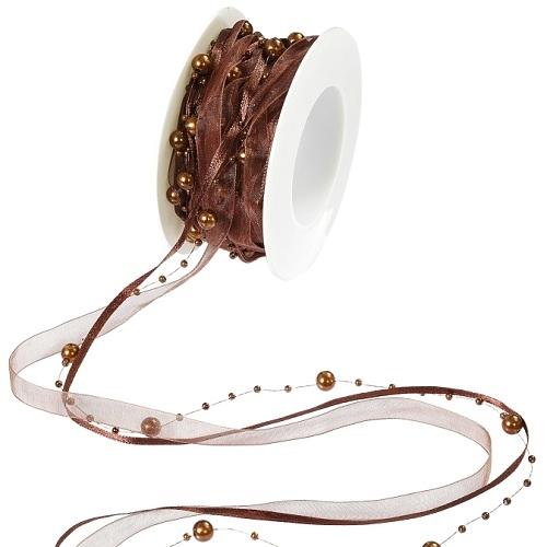 10-meter-trendy-perlen-tischband-in-braun