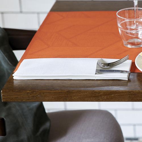 24 meter rolle duni dunicel tischl ufer elwin mandarin. Black Bedroom Furniture Sets. Home Design Ideas