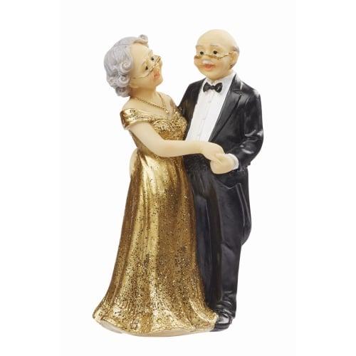 Kranz Binden Hochzeit Material : dekofigur jubil umspaar goldene hochzeit klassisch ~ Eleganceandgraceweddings.com Haus und Dekorationen
