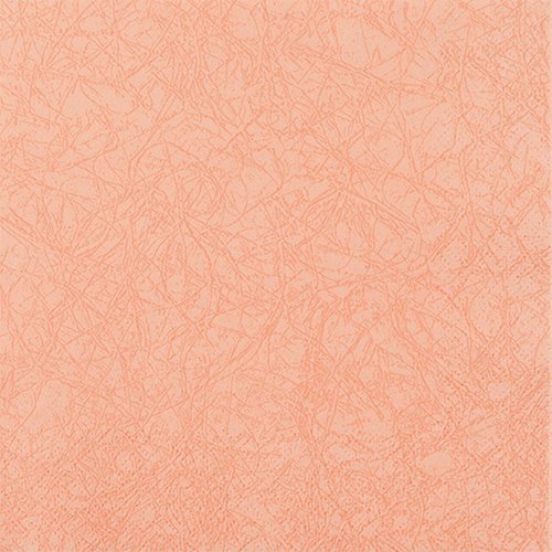 20er Pack Servietten Modern Colors in Apricot, 33 x 33 cm.