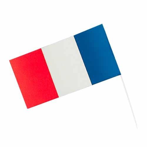 Fahne frankreich 39 cm tafeldeko for Tischdeko frankreich ideen