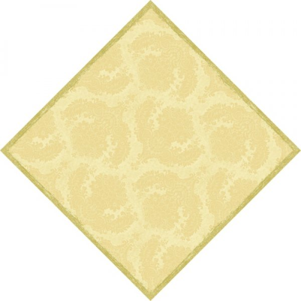 Duni Dunicel Mitteldecken Royal Cream