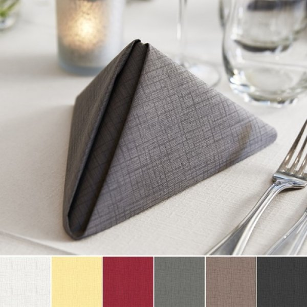 duni dunilin servietten linnea   farben    cm
