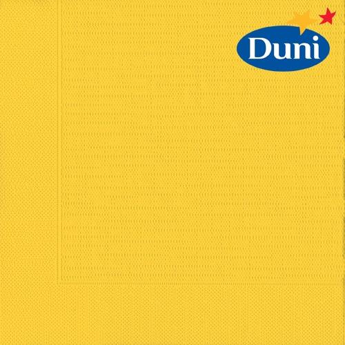 duni klassik servietten in gelb 40 x 40 cm. Black Bedroom Furniture Sets. Home Design Ideas