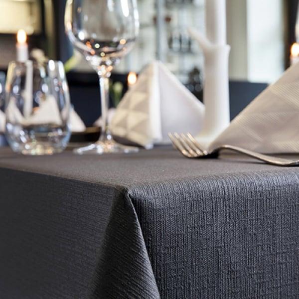 25 duni evolin wasserabweisende tischdecken in 6 farben 127 x 220 cm. Black Bedroom Furniture Sets. Home Design Ideas
