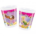 10er Pack Becher Fairies Springtime