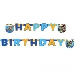 Partykette Toy Story Happy Birthday