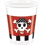 8er Pack Becher Pirates Comeback