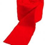 5 Meter Filzstoff in Rot