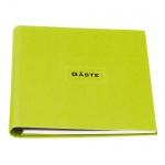 Gästebuch, Fotoalbum in Kiwi, 80 Seiten