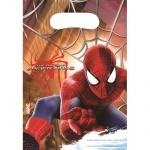 6er Pack Mitgebsel Partytüten Spiderman 2