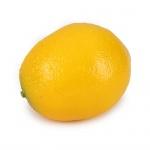 Kunstobst Zitrone, 75 mm