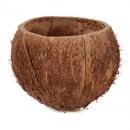 Naturdeko Kokosnuss Schale